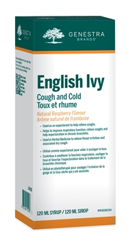 Picture of  English Ivy Cough & Cold, 120ml