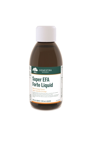 Picture of Genestra Brands Super EFA Forte Liquid, 200 ml