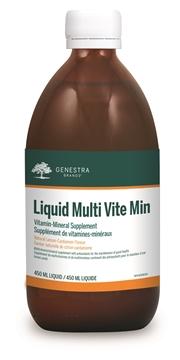 Picture of  Liquid Multi Vite Min, 450ml