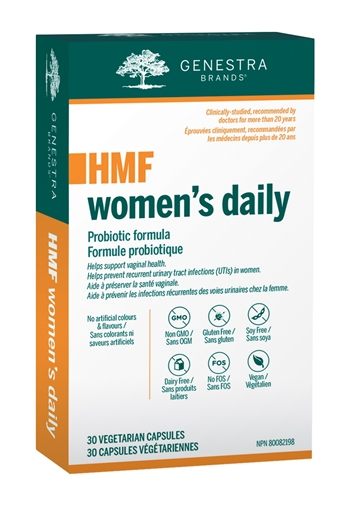 Picture of Genestra Brands HMF Women's Daily, 30 Vegetarian Capsules