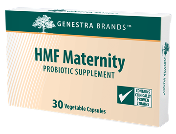 Picture of  HMF Maternity Probiotic Formula, 30 Capsules