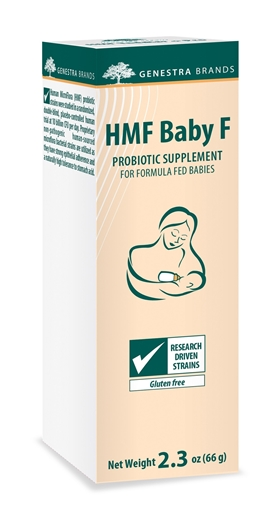 Picture of Genestra Brands HMF Baby F, 66g