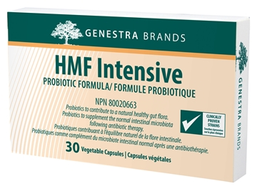Picture of  HMF Intensive, 30 Vegetable Capsules