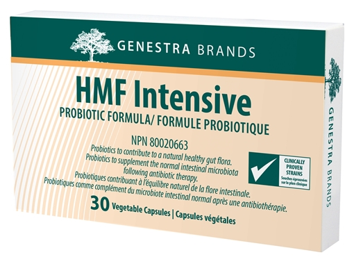 Picture of Genestra Brands HMF Intensive, 30 Vegetable Capsules