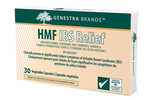 Picture of Genestra Brands HMF IBS Relief, 30 Vegetable Capsules