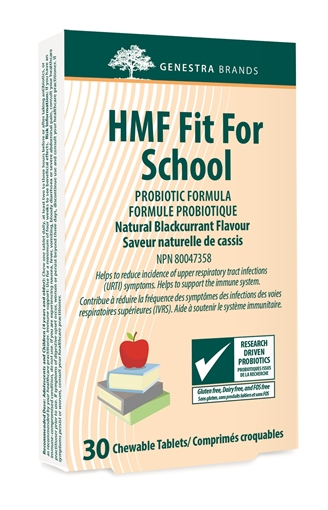 Picture of Genestra Brands HMF Fit for School, 30 tabs
