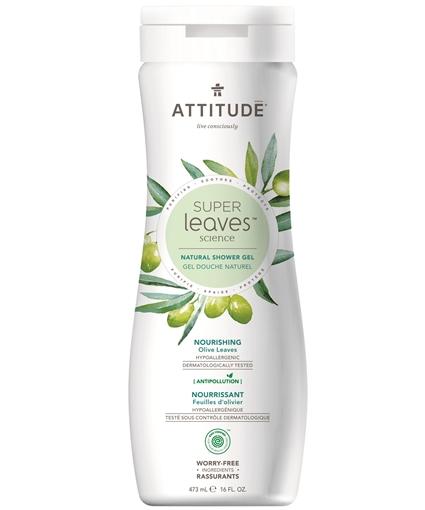 Picture of Attitude ATTITUDE Super Leaves Nourishing Body Wash, 473ml
