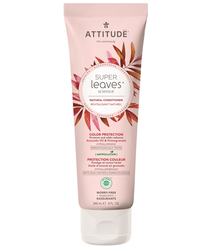 Picture of Attitude ATTITUDE Super Leaves Color Protection Conditioner, 240ml