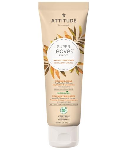 Picture of Attitude ATTITUDE Super Leaves Volume & Shine Conditioner, 240ml