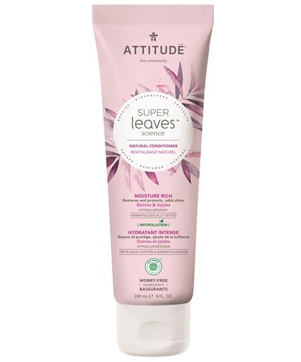 Picture of Attitude ATTITUDE Super Leaves Moisture Rich Conditioner, 240ml