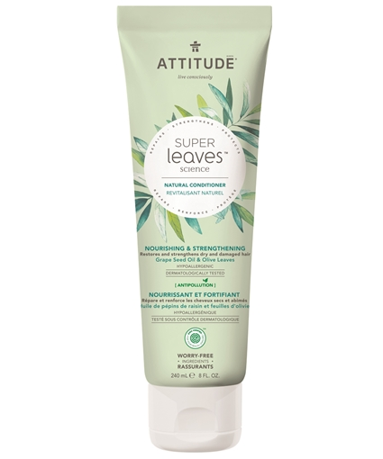 Picture of Attitude ATTITUDE Super Leaves Nourishing & Strengthening Conditioner, 240ml