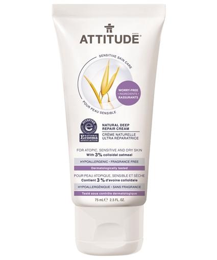 Picture of Attitude ATTITUDE Natural Deep Repair Cream, 75ml