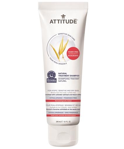 Picture of Attitude ATTITUDE Natural Treatment Shampoo, 240ml