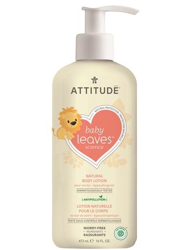 Picture of Attitude ATTITUDE Baby Body Lotion, Pear Nectar 473ml