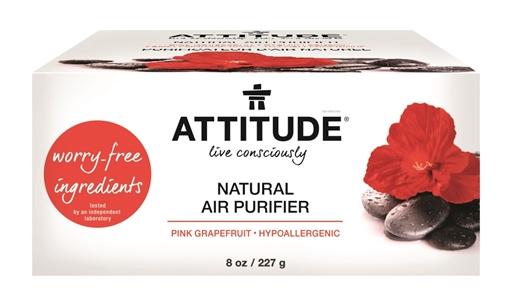 Picture of Attitude ATTITUDE Air Purifier, Pink Grapefruit 227g