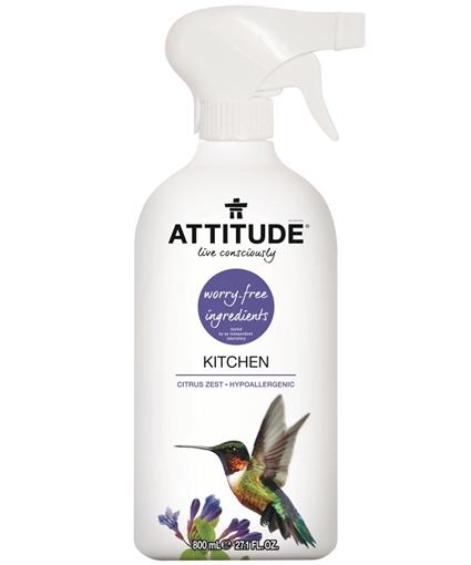 Picture of Attitude ATTITUDE Kitchen Cleaner, 800ml