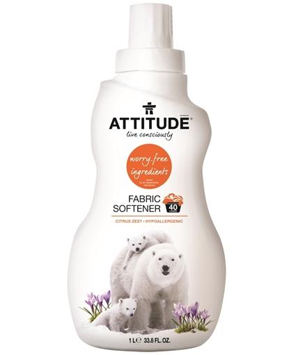 Picture of Attitude ATTITUDE Fabric Softener, Citrus Zest 1L
