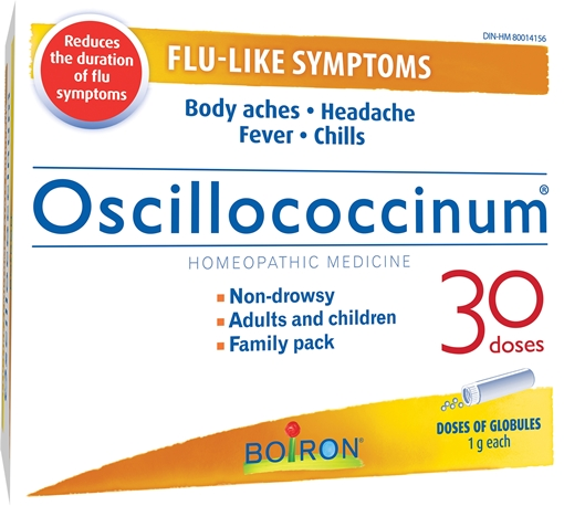 Picture of Boiron Boiron Oscillococcinum, 30 Count