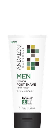 Picture of Andalou Naturals Andalou Naturals Men's Cooling Post Shave, 92ml