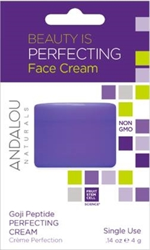 Picture of  Andalou Naturals Perfecting Face Cream Pod, 4g