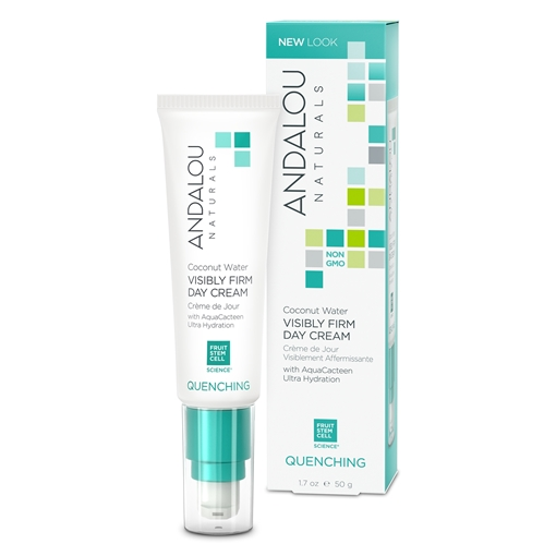 Picture of Andalou Naturals Andalou Naturals Coconut Water Visibly Firm Day Cream, 50g