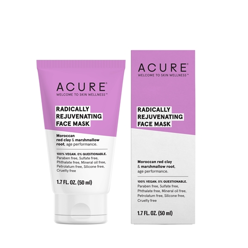 Picture of Acure Radically Rejuvenating Face Mask, 50ml