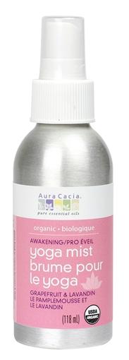 Picture of Aura Cacia Aura Cacia Grapefruit & Lavandin Yoga Mist, 118ml