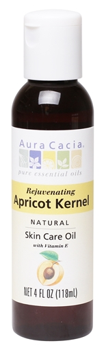 Picture of Aura Cacia Aura Cacia Apricot Kernel Pure Skin Care Oil, 118ml