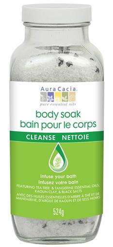 Picture of Aura Cacia Aura Cacia Body Soak Cleanse, 524g