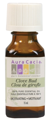 Picture of Aura Cacia Aura Cacia Clove Bud Essential Oil, 15ml
