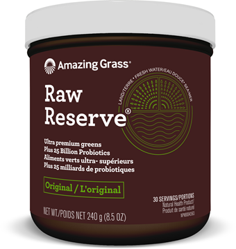 Picture of Amazing Grass Raw Reserve, Original 240g