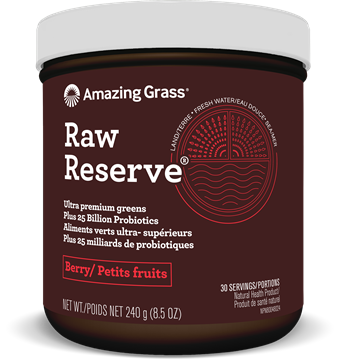 Picture of Amazing Grass Raw Reserve, Berry 240g