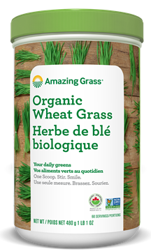 Picture of  Organic Wheat Grass, 480g