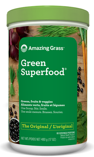 Picture of Amazing Grass Green SuperFood The Original,  480g