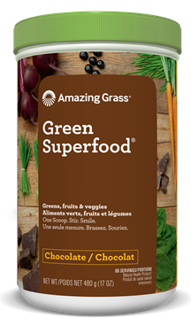 Picture of  Green SuperFood Chocolate,  480g