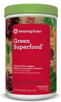 Picture of  Green SuperFood Berry, 480g