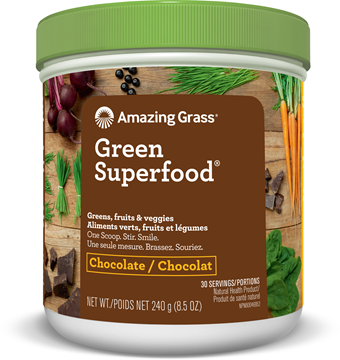 Picture of  Green SuperFood Chocolate, 240g