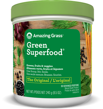 Picture of Amazing Grass Green SuperFood, The Original 240g