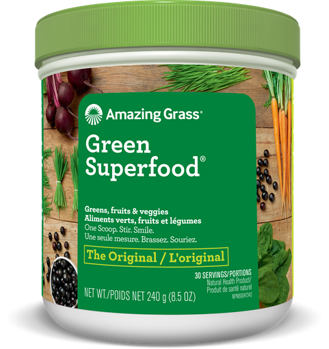 Picture of Amazing Grass Green SuperFood The Original, 240g