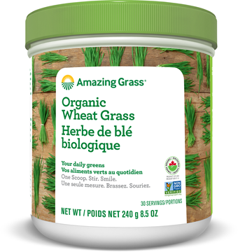 Picture of Amazing Grass Organic Wheat Grass, 240g