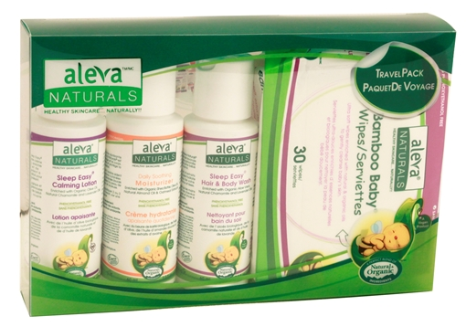 Picture of Aleva Naturals Aleva Naturals Newborn Travel Pack, 60 ml, 30 pk