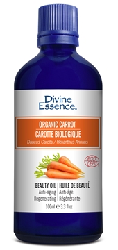 Picture of  Divine Essence Carrot Oil Extract  (Organic), 100ml