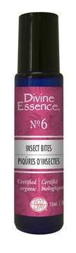 Picture of Divine Essence Insect Bites Roll-on No.6, 15ml