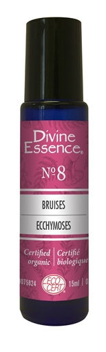 Picture of Divine Essence Divine Essence Bruises Roll-on No.8, 15ml