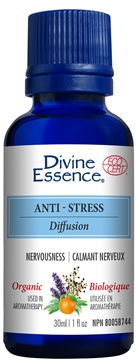 Picture of  Anti-Stress Blend (Organic), 30ml