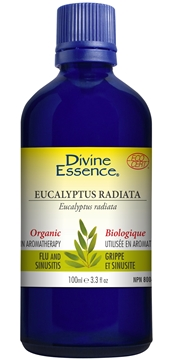 Picture of  Eucalyptus Radiata (Organic), 100ml