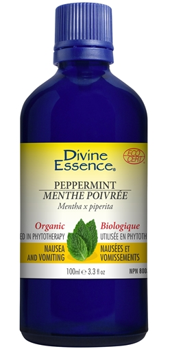 Picture of Divine Essence Peppermint (Organic), 100ml