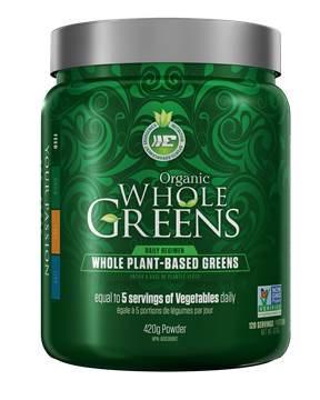 Picture of  Organic Whole Greens  Powder, 420g