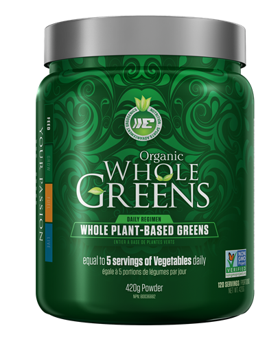 Picture of Ergogenics Nutrition Organic Whole Greens  Powder, 420g