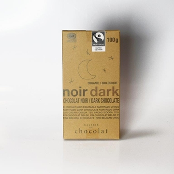 Picture of  Fairtrade 72% Dark Chocolate Bar, 8x100g
